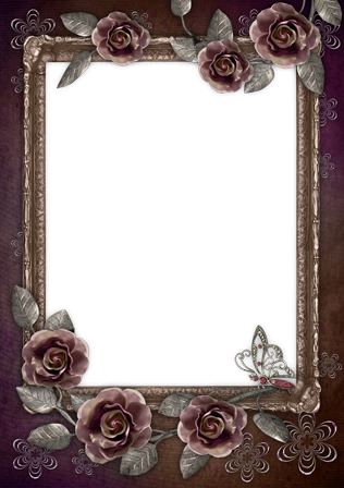 Photo frame - Vintage portrait