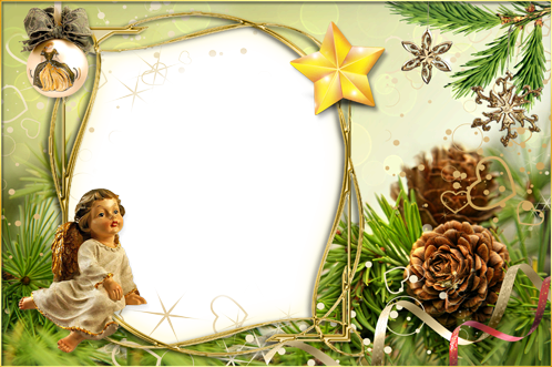 Photo frame - Waiting for the holiday