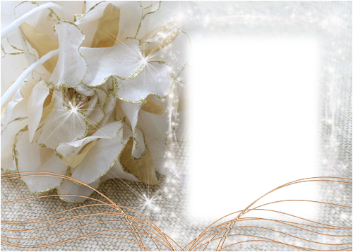 Photo frame - Wedding light