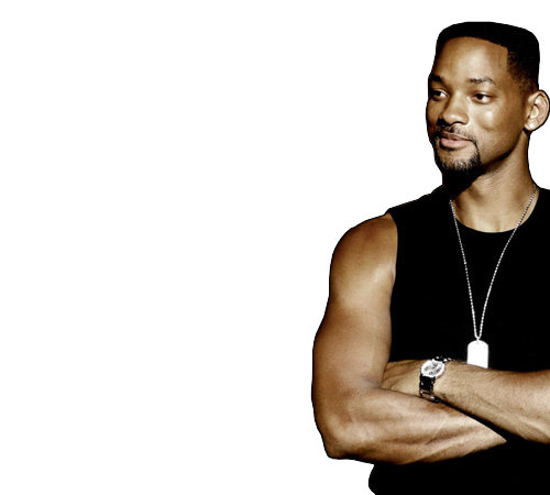 Marco de fotos - Will Smith