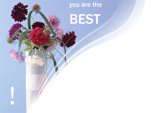 Photo frame - You are the best